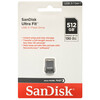 SanDisk サンディスク SDCZ430-512G-G46 並行輸入品 Ultra Fit USB 3.1 Flash Drive 512GB