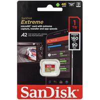 SanDisk サンディスク SDSQXA1-1T00-GN6MN 並行輸入品 マイクロSDXCカード Extreme 1TB