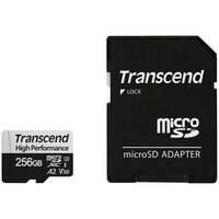 Transcend トランセンドジャパン TS256GUSD330S マイクロSDXCカード 330S 256GB