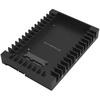 miwakura 美和蔵 MPC-HDB2535 2.5インチSATA HDD/SSD用 3.5インチ変換ブラケット