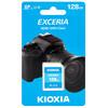 キオクシア KIOXIA LNEX1L128GG4 並行輸入品 SDXCカード EXCERIA 128GB